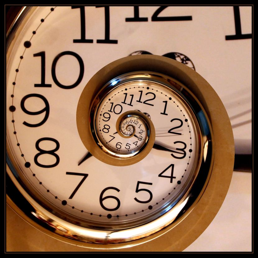 Time is relative –Wormholes