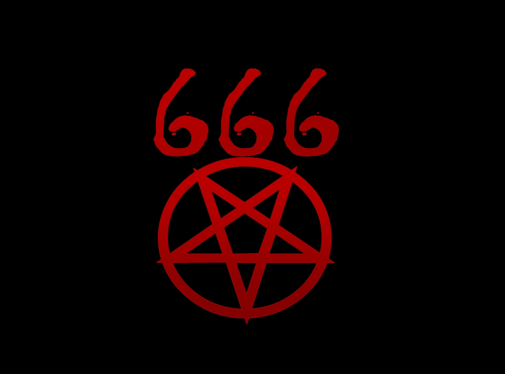 666_Pentagram_Wallpaper