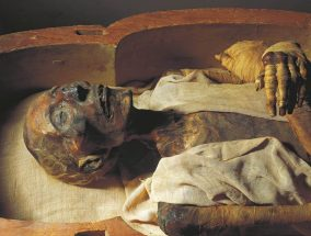 Dépouille de Ramses II