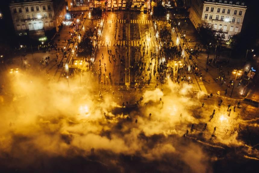 Manifestation Gilet Jaune 1er decembre