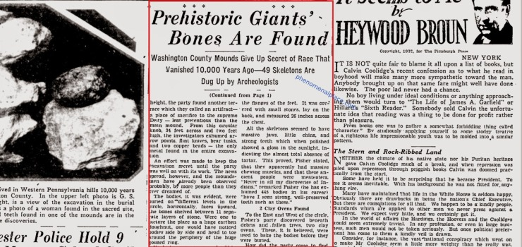 6_Pittsburgh_PA_49_Skeletons_Mound_Builders_Nephilim_Found