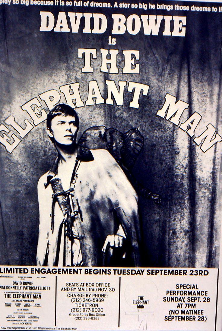 8eed4f082214c8826da76d750f6737b1--elephant-man-music-posters