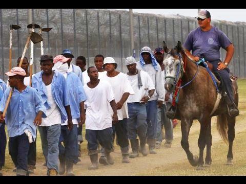 penjara pria kulit hitam