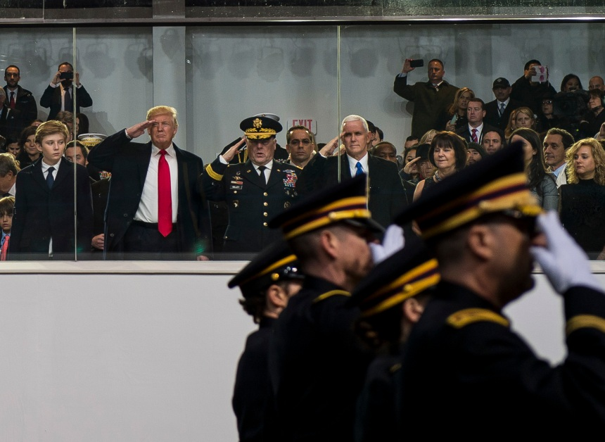 Presidential Inauguration Parade