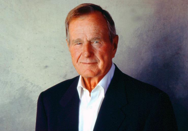 Mantan Presiden George Bush