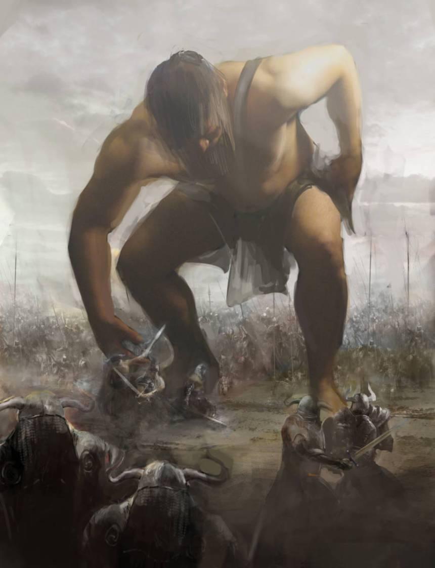 giant hunt
