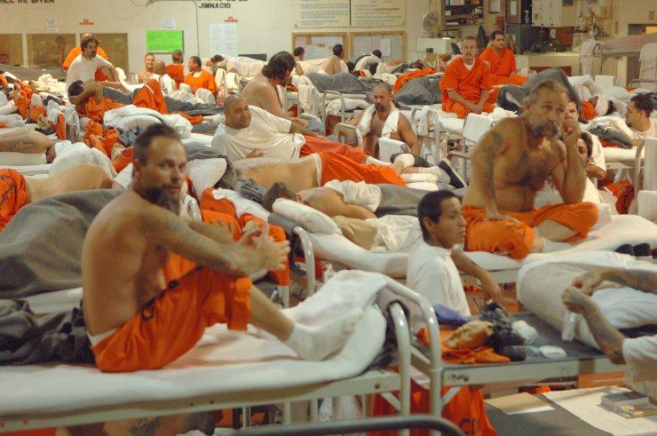 Penjara penuh sesak