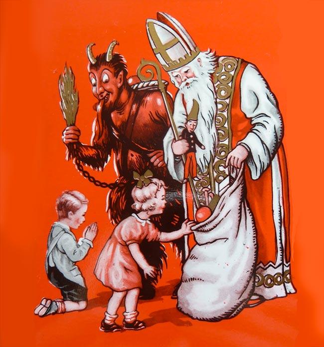 santa-and-devil