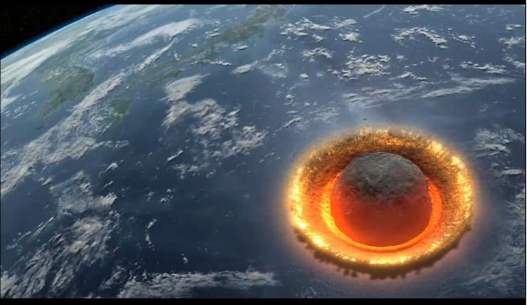 Asteroid_hitting_the_Earth_d_by_Crypdan