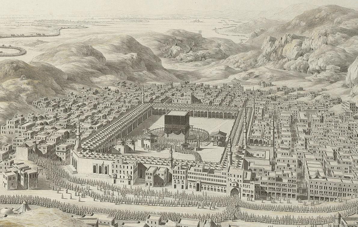Louis-Nicolas_de_Lespinasse_Mecca_La_Mecque_1787