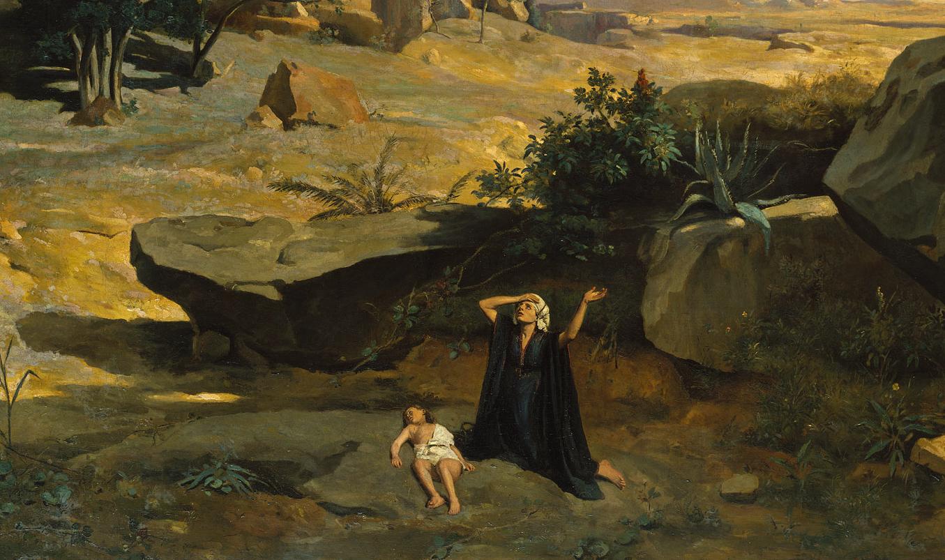 hagar-women-bible
