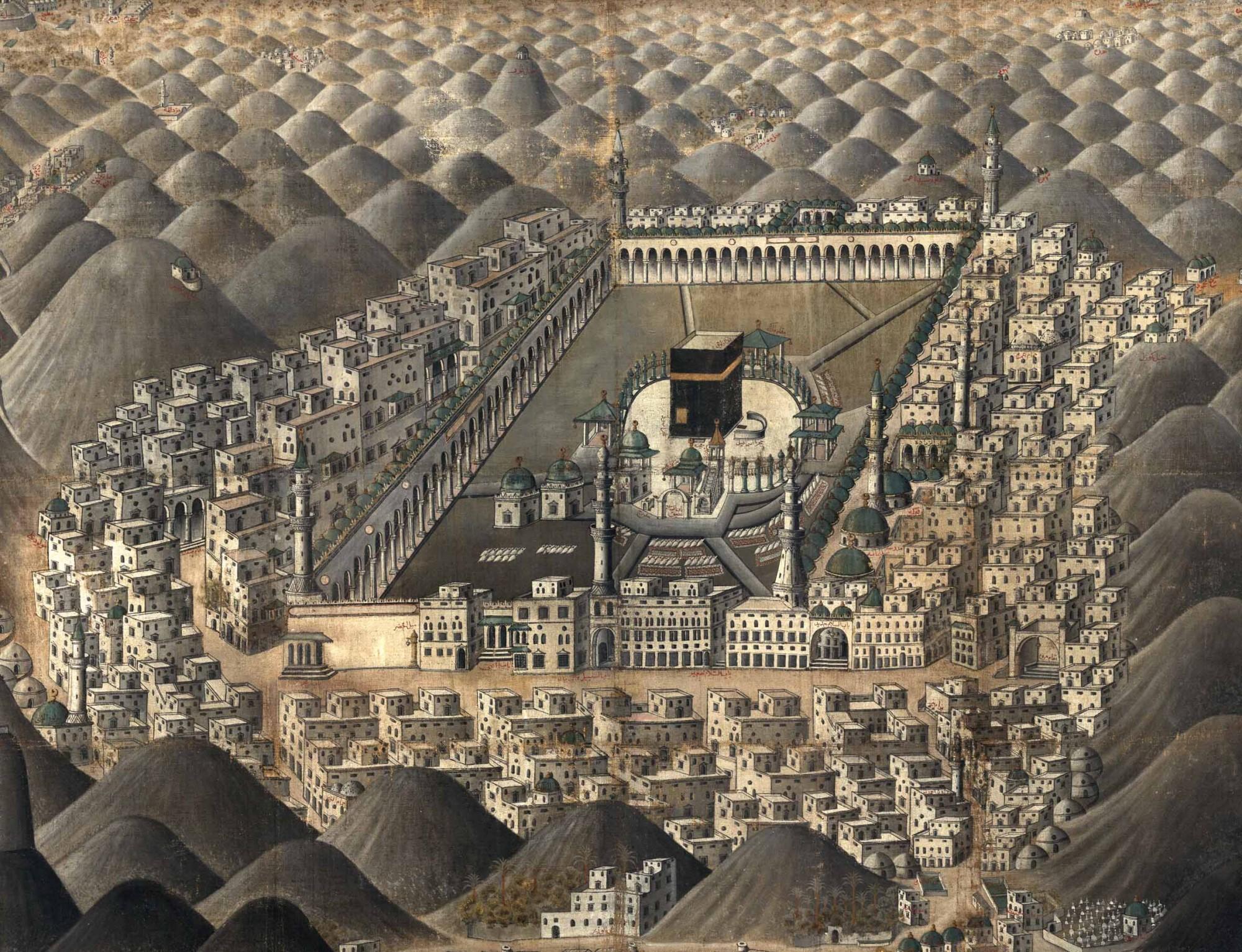 Makkah-Heritage