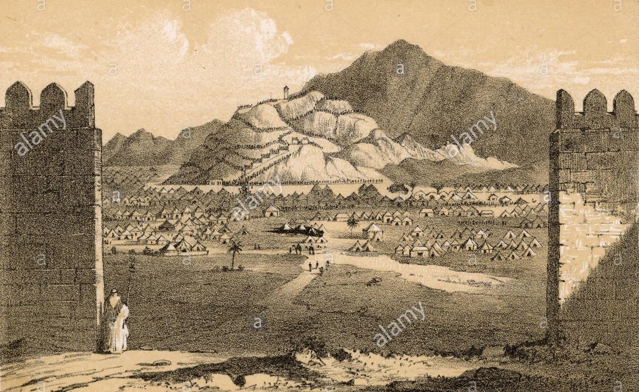 mount-arafat-during-the-pilgrimage-HH4DKH