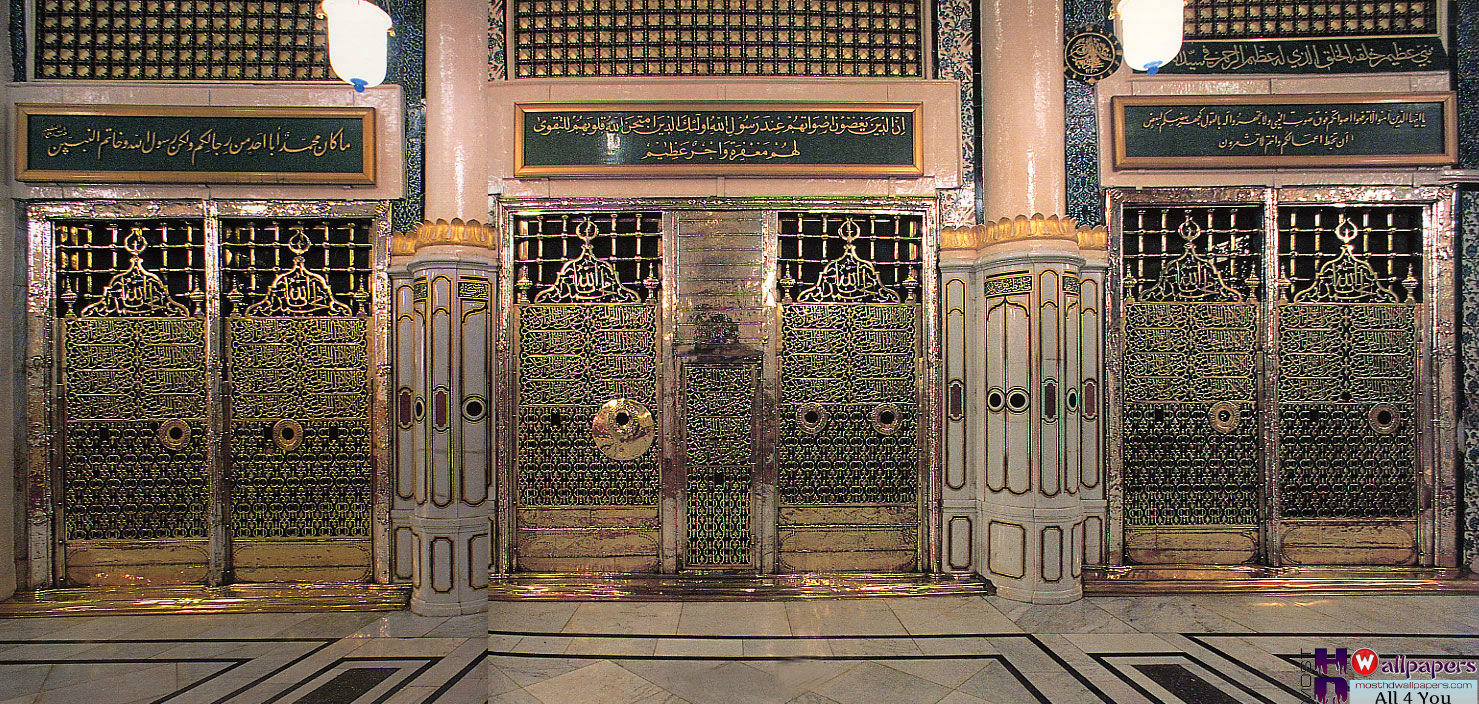 tombe-du-prophète-Muhammad